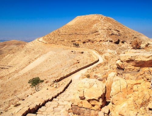 Jordanija 4. del – Madaba & Mukawir