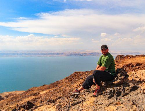 Jordanija 5. del – okolica Madabe