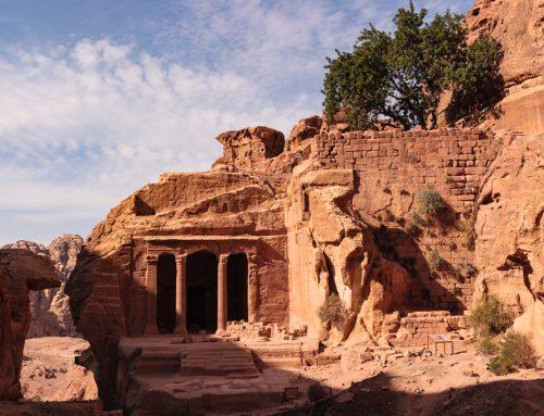 Jordanija 6. del – Petra