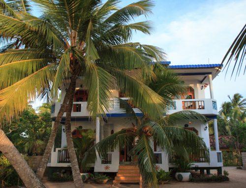 SRILANKA 14. del: Tangalle → Negombo