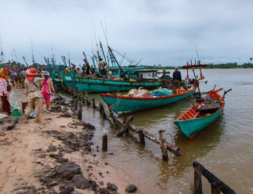 Kambodža – 7. del: Še kar Kampot