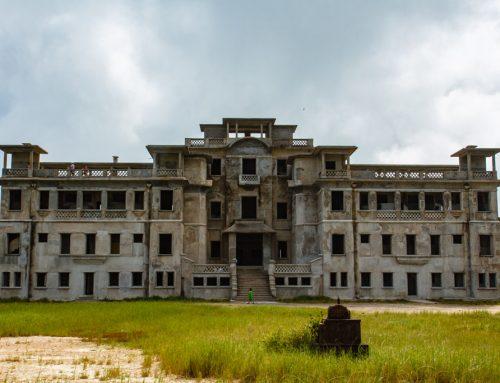 Kambodža – 8. del: Bokor