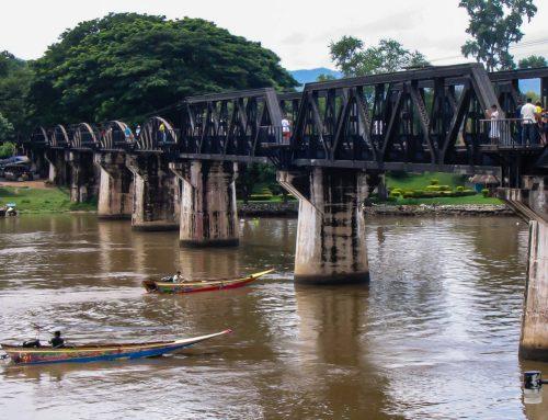 Tajska 3. del – Kanchanaburi