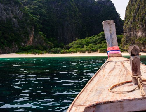 Tajska 5. del – Krabi – Koh Phi Phi