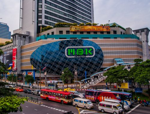 Tajska 6. del – Bangkok